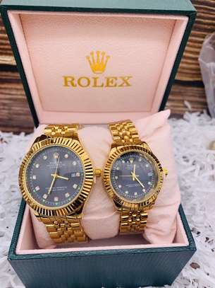 Rolex Couple Watch image 3