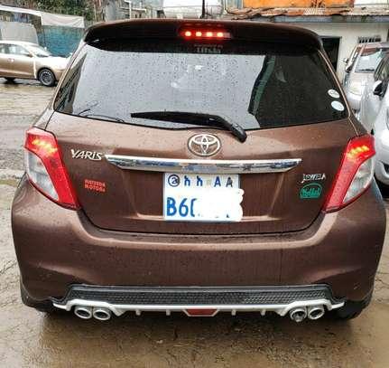 2011 - Model - Toyota Yaris Compact image 1
