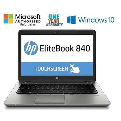 Hp elight book Touch Screen i5