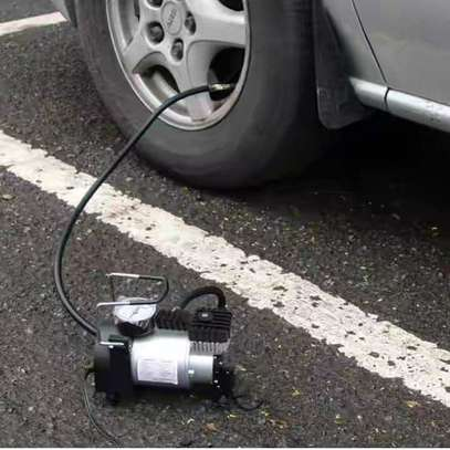 Car Auto Air Compressor