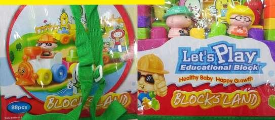 Kids Educational Block Toys