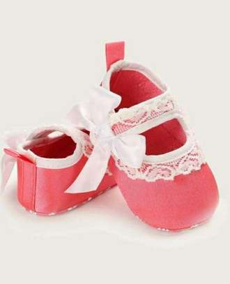 Red New Fashion Kids Shoes