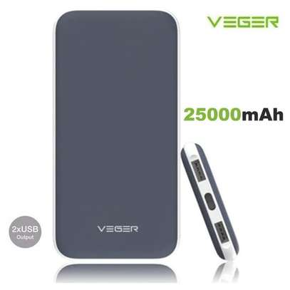 Veger power bank 25,000 mAh