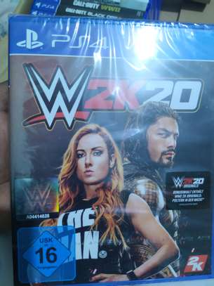 Brand new WWE 2K20 PlayStation 4 Game (pS4)