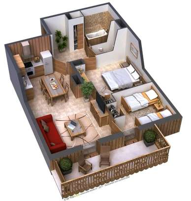 3 Bedroom Apartment For Sale image 2