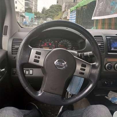 2010 Model-Nissan Navara Double Cab image 6