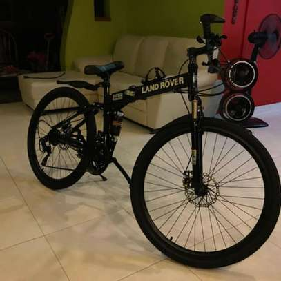 Land Rover Bicycle image 3