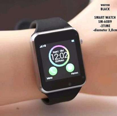 Smart Watch (White  Color )