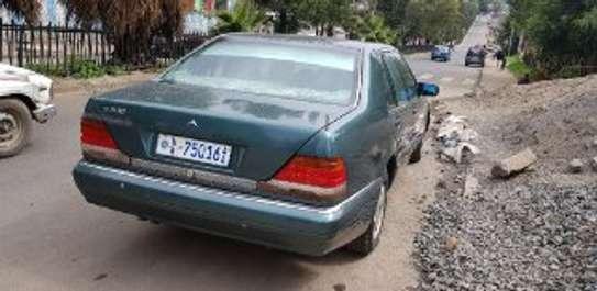 1996 Model Mercedes Benz S280 image 2