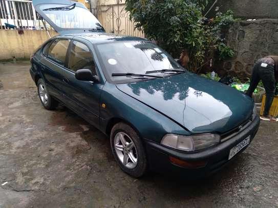 1993 Model-Toyota Corolla XLT Limited image 1