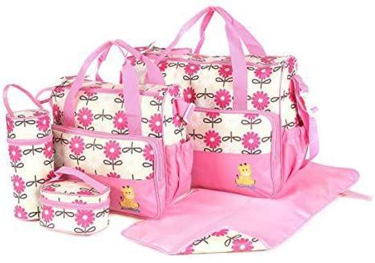 Baby Nappy Changing Bag (5 Pcs)