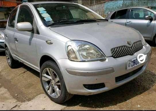 2004 Model-Toyota Vitz image 2