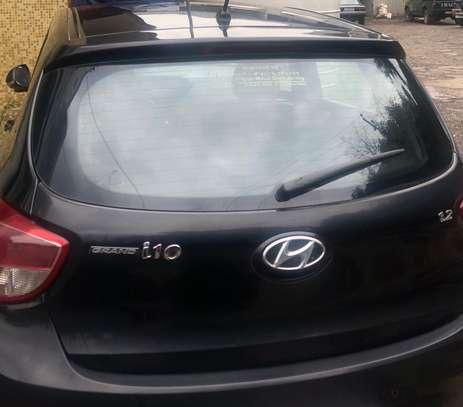 2014 Model-Hyundai Grand i10