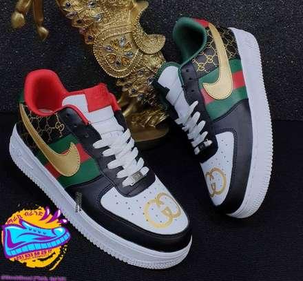Nike Airforce Gucci Men's Shoe