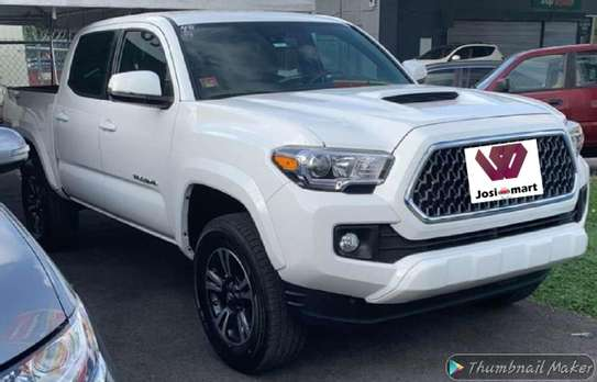 2019 Model Toyota Tacoma