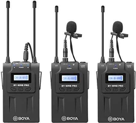 boya wireless microphone image 5