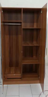 Partitioned Cloth Cabinet