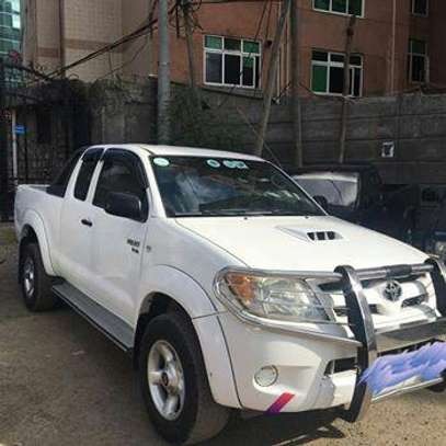 2008 Model-Toyota D4D For Rent
