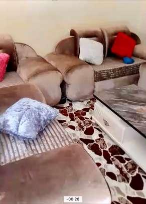 Sofa and Table image 1