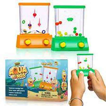 Kids Hand Water Game