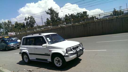 1993 Model Suzuki Vitara