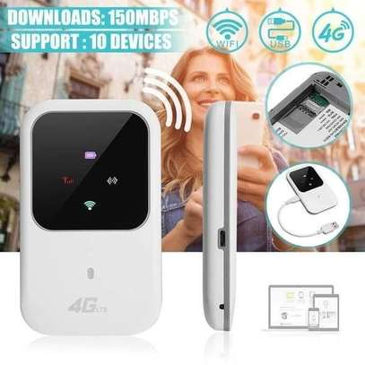4G/3G wifi router LTE image 2