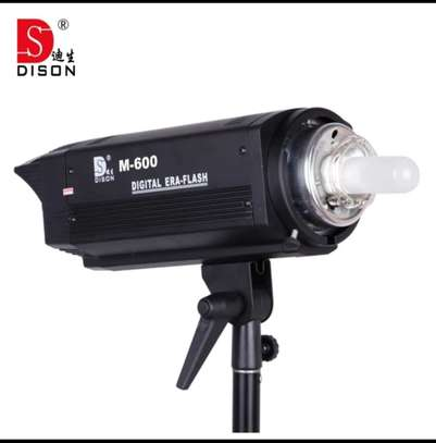 Studio flash 800w 3pcs
