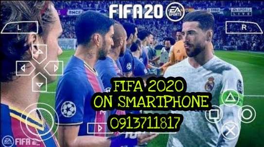 FIFA 2020 ON SMARTPHONE
