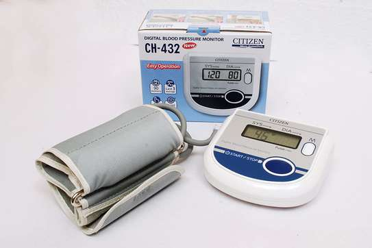 Automatic Digital Blood Pressure Monitor image 2