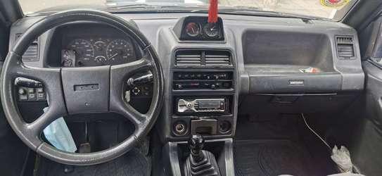 1991 Model Suzuki Vitara image 4