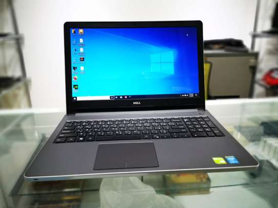 Dell inspiron core i7 5th generation laptop image 2