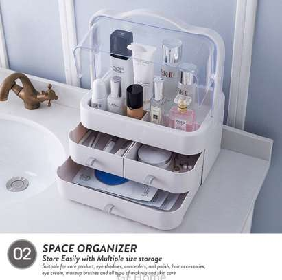Cosmetic Storage Makeup Organizer image 1
