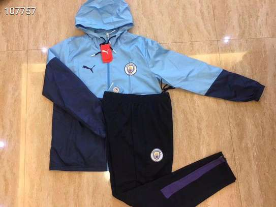 Manchester City Windbreaker image 1
