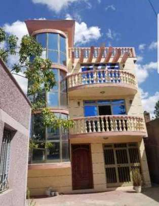 240 Sqm G+2 house for Rent