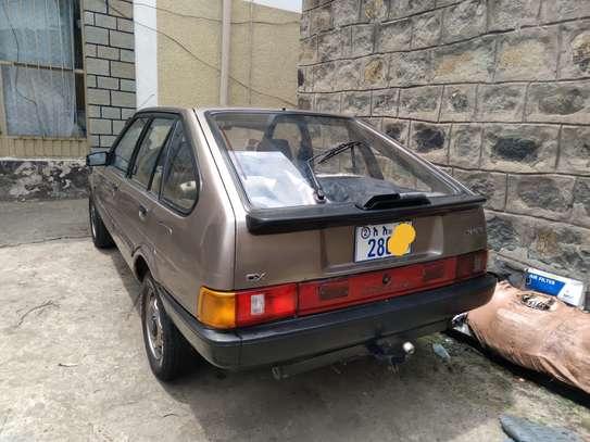 1986 Model-Toyota Liftback GL image 8