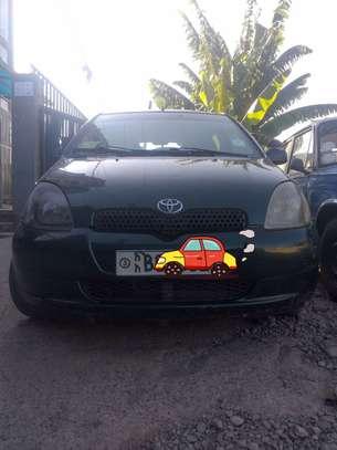 2000 Model-Toyota Vitz Yaris image 1