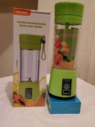 Mini portable juicer image 1