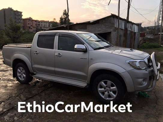2012 Model Toyota Hilux Double Cab