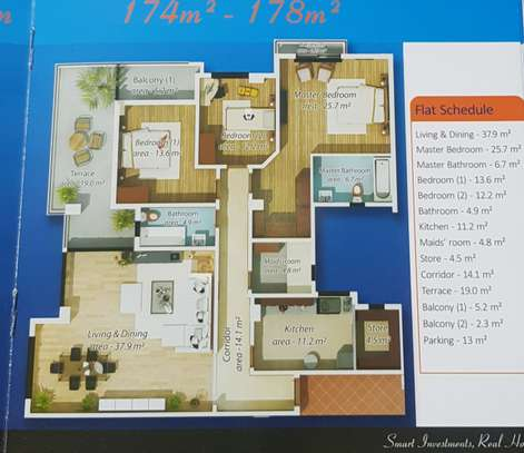 177 Sqm Apartments For Sale image 2