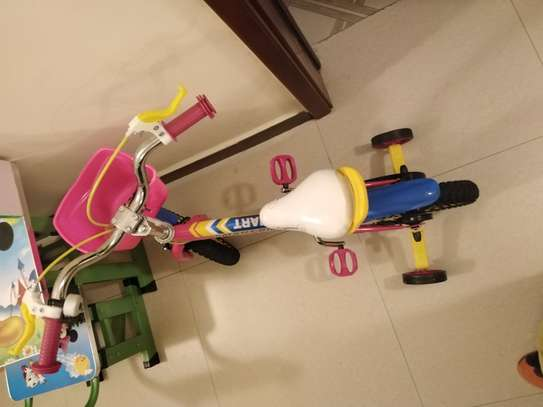 Bicycle for age 3 to 8