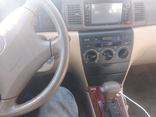 Toyota Corolla Executive Car For Rent With Driver image 4
