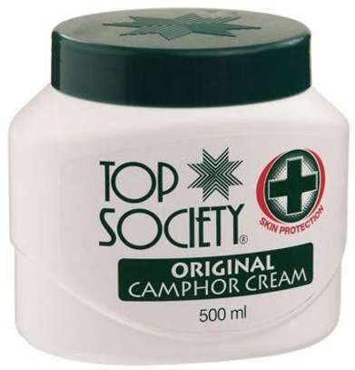 Top Society Body Cream