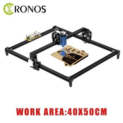 Laser Engraver and Cutter CRONOS 40*50cm 15W/30W/40W Desktop Machine image 1