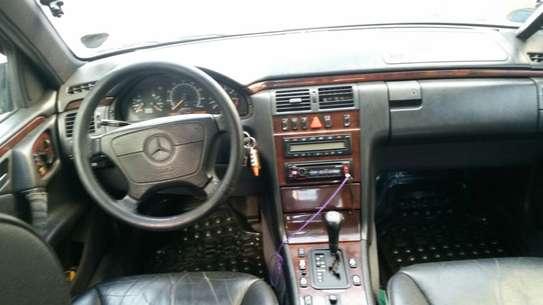 1997 Model Mercedes E 420 image 2