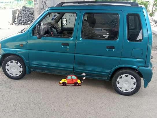 2005 Model-Suzuki Wagon R+ image 1