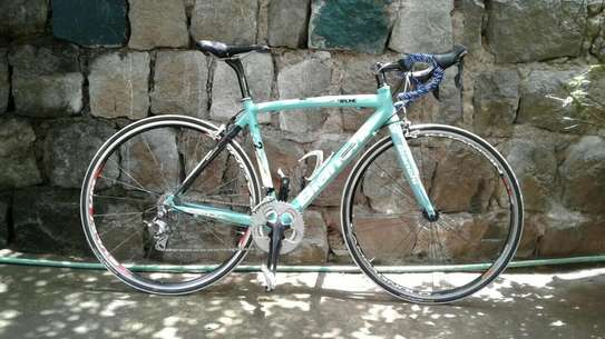 Bianchi Carbon Made Road Bike