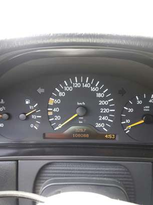 1997 Model-Mercedes Benz image 3