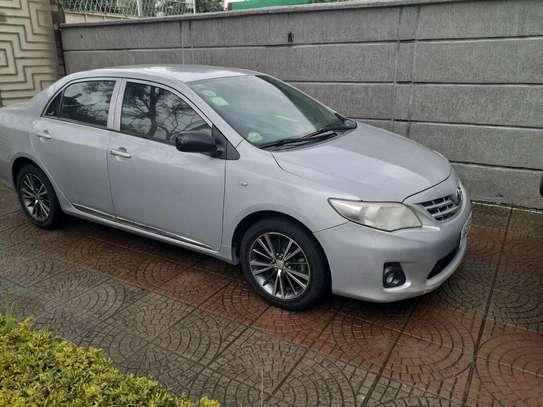 2013 Model Toyota Corolla