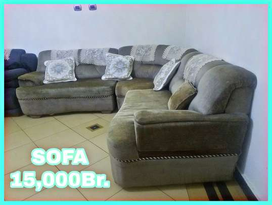 USED SOFA for sell image 1