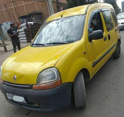 2001 Model Renault Kangoo image 1